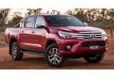 1 x mașina de teren Toyota Hilux, 1 x ATV Goes 520, 1 x drona de ultima generație