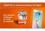 1 x smartphone Samsung Galaxy S6 Edge Gold