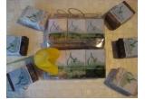 5 x sapunuri handamade, naturale, linkuri in blogroll-ul ilovehandmade.ro<br />