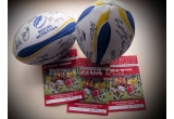 2 x balon cu semnaturile Stejarilor + 2 invitatii VIP la Tribuna 0 la meciul de sambata de pe stadionul Emil Alexandrescu Iasi