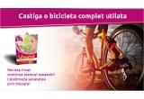 1 x bicicleta complet echipata