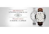 1 x ceas Fossil Jacqueline ES3433 sau ceas Fossil Grant FS4735