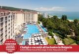 1 x vacanta all inclusive de 5 stele in Bulgaria la Hotelul Melia Grand Hermitage