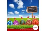 57 x coș de Paste conținand produse alimentare - Cos Gran Pasqua