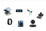 36.689 x pachet de tigarete Mevius, 28 x smartphone Sony Xperia Z5, 175 x boxa cu levitatie magnetica TecPlus Dynamo, 7 x casca de realitate virtuala, 7 x camera foto Fujifilm Instax mini 70, 7 x bratara inteligenta, 7 x pereche casti audio in-ear Sony, 7 x mini-sistem audio Sony, 5 x laptop