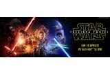 5 x tricou original + DVD STAR WARS: Trezirea Forței