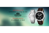 1 x ceas Festina Mademoiselle F16716 sau ceas Festina Elegance F16573