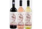 10 x 2 baxuri cu 3 sticle de vin Menestrel