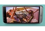 "1 x smartphone modular LG G5 + kit de baterie portabila, 20 x tricou ""Life's good when you play more"""