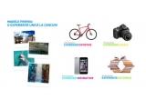 1 x excursie de 2 persoane in Cancun, 2 x iPhone 6, 2 x voucher Biciclop de 2000 ron, 2 x aparat foto profesional Nikon D5200, 2 x voucher Carturesti 1500 ron