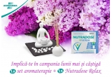 5 x set constand in Nutradose Relax + Set Aromaterapie
