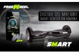 1 x FreeWheel Smart - Carbon, 1 x Smart Watch E-Boda, 1 x Smart Fitness Bracelet E-Boda