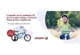 1 x bicicleta pentru copii Pegas Mezin