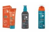 5 x set Gerovital SUN (lotiune spray 3 in 1 dupa plaja + crema fata nuantatoare SPF 50 + lotiune protectie solara Men Care SPF 20)