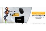 8 x televizor LED LG de 109cm, 52 x Mouse Wireless Microsoft M1850