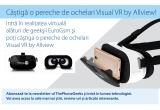 1 x pereche de ochelari Visual VR by Allview