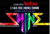 2 x invitatie dubla la Shine Festival