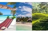 1 x mașina electrica Volkswagen e-Golf, 1 x excursie Maldive, 1 x excursie Sri Lanka, 1 x excursie Zanzibar, 500 x voucher Kaufland de 500 ron, 1 x renovarea locuintei in valoare de 81.000 ron, 10 x cumparaturi in Kaufland de 10.400 ron