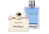 1 x parfum Salvatore Ferragamo Signorina Eleganza 50 ml Eau de Parfum, 1 x parfum Salvatore Ferragamo Acqua Essenziale 50 ml Eau de Toilette