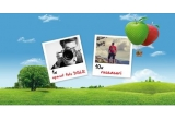 1 x Aparat foto DSLR Nikon D3300 + Obiectiv AFP 18-55mm VR, 10 x rucsac personalizate Tic-Tac
