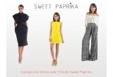 3 x tinuta Sweet Paprika care te reprezinta