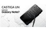 1 x smartphone Samsung Galaxy Note 7