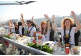 5 x invitatie la Dinner in the Sky