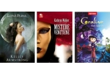 un pachet format din 3 carti de la Tritonic ( Luna plina - Kelley Armstrong, Mistere venetiene - Kathryn Walker, Coraline, Neil Gaiman)<br />