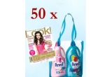 50 x ( Perwoll Fashion Bag impreuna cu revista Look, editia lunii mai )<br />