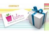 8 premii constand in produse de pe Kdo.ro: creioane colorate, geanta, set dots, gentuta accesorii cosmetice, etc<br type=&quot;_moz&quot; />