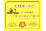 2 x produsul ales  + alte produse cosmetice bio cadou de minim 100 ron