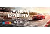 3 x experienta cu un Audi R8 pe pista de Grand Prix de la Nürburgring, 500 de euro zilnic