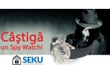 1 x spy watch cu camera FULL HD incorporata