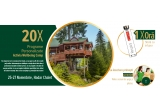 20 x Program Personalizat Activia Wellbeing Camp, 624 x sticla de plastic cu infuzor
