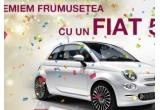 1 x masina Fiat 500