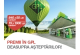 15 x 1000 de lei in carburant GPL, 840 x card GPL de 50 ron