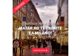 1 x city break pentru doua persoane la Milano
