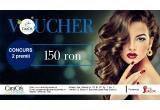 2 x voucher de 150 RON pentru tratamente dermato-cosmetice oferite de clinica medicului Cristina Vega