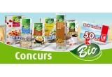 10 x pachet de produse K-Bio + voucher Kaufland de 50 ron