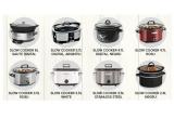 1 x slow-cooker Crock Pot, 20 x premiu promotional Crock Pot