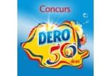 20 x 3kg detergent pudra + 1 sticla DERO lichid 3l si 1 cutie DERO cu 24 de capsule