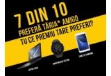 9 x laptop 2in1 Lenovo Yoga, 47 x ceas smartwatch Vector Luna, 94 x tableta Samsung Galaxy Tab A T280