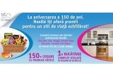 150 x coș cu produse Nestlé, 1 x bucatarie complet utilata in valoare de 20.000 RON
