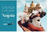 1 x excursie la Carnavalul din Venetia, saptamanal: voucher valoric sau variate produse cosmetice / bijuterii