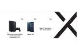 5 x smartphone Sony Xperia XZ, 5 x consola Sony PlayStation 4 500GB Slim, 5 x agenda Moleskine UCL, 5 x pix Xperia