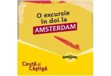 1 x excursie in 2 la Amsterdam cu demipensiune
