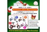 4 x bicicleta Pegas Soim