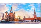 1 x vacanta la Moscova pentru 2 persoane
