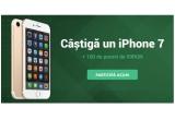 "1 x iPhone 7 Gold, 100 x carte tiparita ""Pariuri Sportive Fara Secrete"" de Cadar Marius"