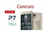 1 x smartphone Allview P7 PRO